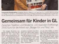 Bergische Landeszeitung 2014