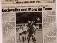 Bergische Landeszeitung 1999