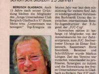 Bergische Landeszeitung 2004