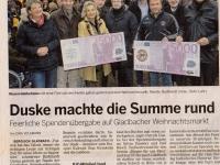 Bergische Landeszeitung 2012