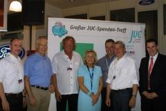 Großer JUC-Spenden-Treff 2013