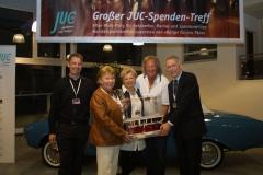 Großer JUC-Spenden-Treff 2014