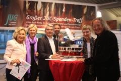 Großer JUC-Spenden-Treff 2016