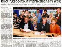 Bergische Landeszeitung 2008