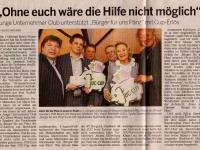 Bergische Landeszeitung 2010